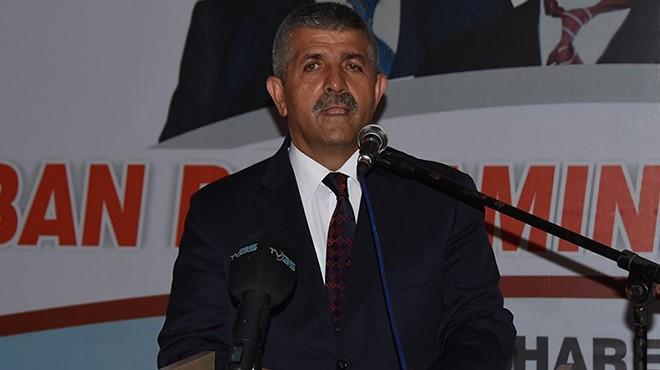 MHP İzmir teşkilatında bayram töreni