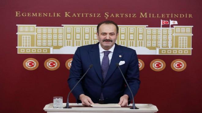 MHP'li Vekil Osmanağaoğlu: Aliağa modeli İzmir'in geneline uygulanmalıdır!