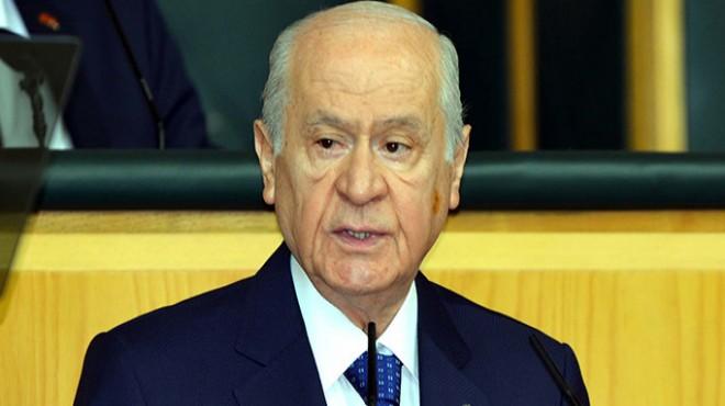 MHP lideri Bahçeli 'ittifak modeli'ni açıkladı!