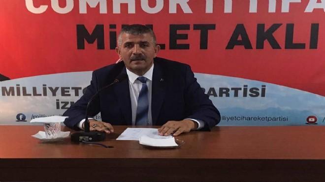 MHP'nin yeni başkanından yerel seçim mesajı: Tatil bitti