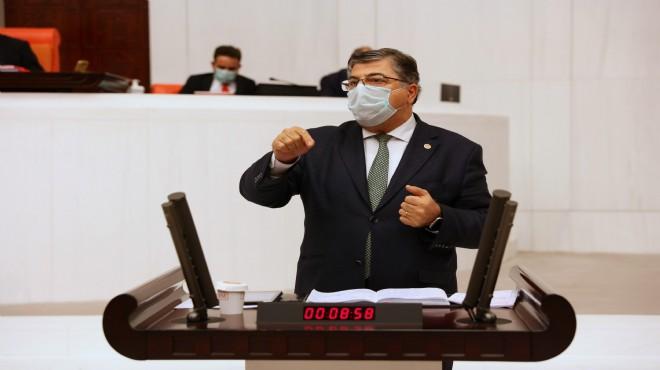 Milletvekili Sındır: Bergama'da ata toprağı haraç mezat satılıyor!