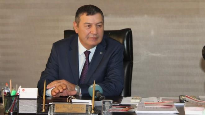 MHP İzmir İl Başkanı Karataş'tan bayram mesajı