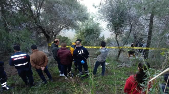 Muğla'da 4 gündür aranan alzaymır hastası ölü bulundu