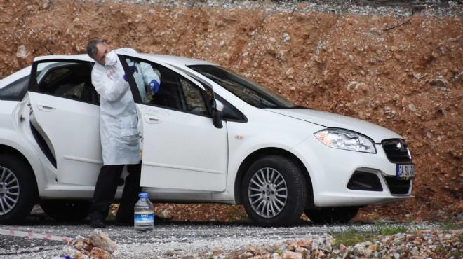 Muğla'da dehşet: Otomobilde ceset!