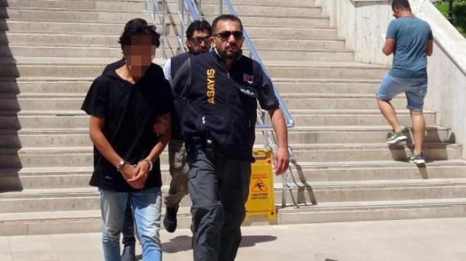 Muğla'da genç kızlara 'gizli kamera şantajı'na 2 tutuklama