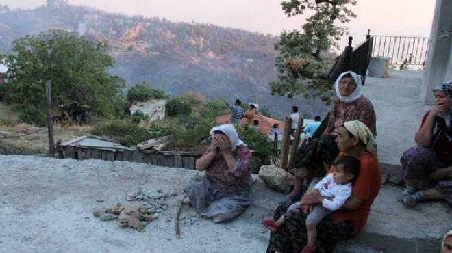 Muğla'daki yangınla ilgili çarpıcı iddia