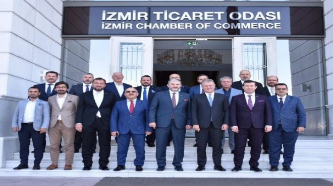 MÜSİAD'tan 'İzmir'in ikizi Melbourne' çalışması