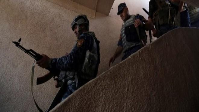 Musul'da DAEŞ'in son kalesine saldırı