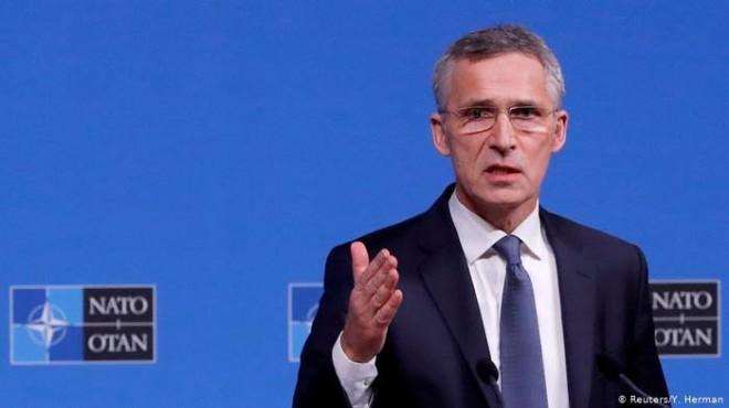 NATO'dan Barış Pınarı Harekatı açıklaması!