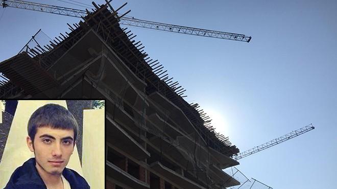 Nazilli'de korkunç iş kazası: 35 metreden ölüme düştü