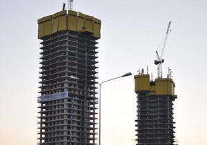 İzmir'deki gökdelen inşaatında korkunç ölüm