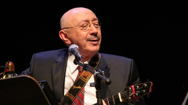 Özdemir Erdoğan İzmir'de konser verecek