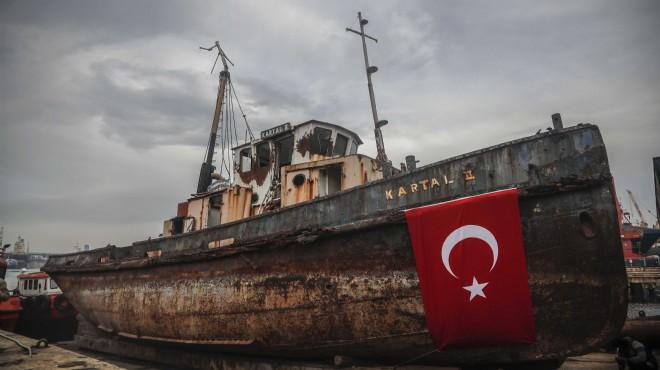 Öztürk: Kartal İstimbotu, İzmir'e yakışır