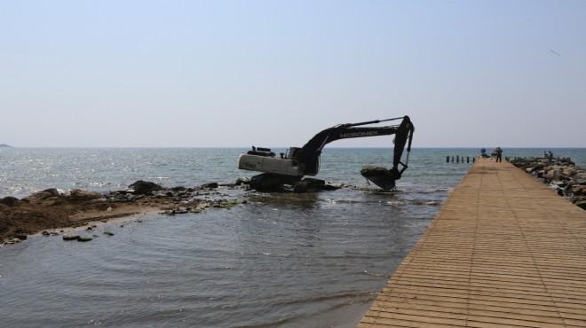 Pamucak'ta balıkçıların mağduriyeti son buluyor!