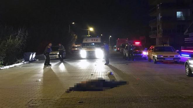 Park halindeki otomobile çarpıp hayatını kaybetti!