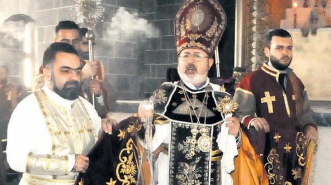 Patrikhanede flaş gelişme: İstifa etti!