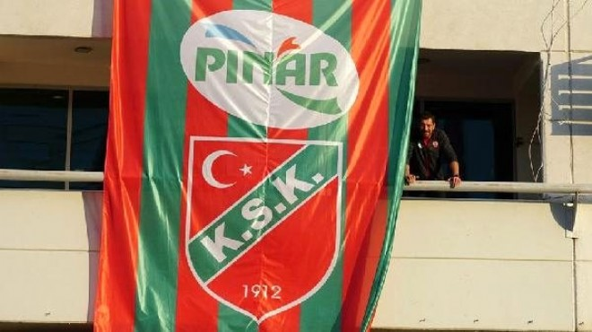 Pınar Karşıyaka'dan imalı mesaj