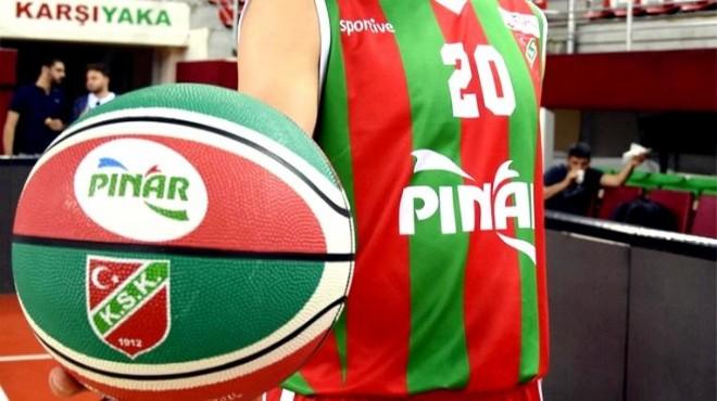 Pınar Karşıyaka, potada kendine geldi