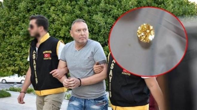 Pırlantayı yutan turist serbest bırakıldı!