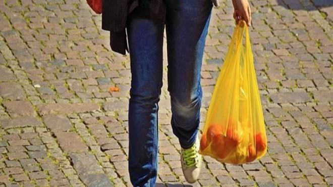 Plastik poşetten marketlere ek gelir yok