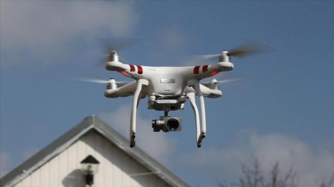 PTT drone ile kargo taşımacılığına başlıyor