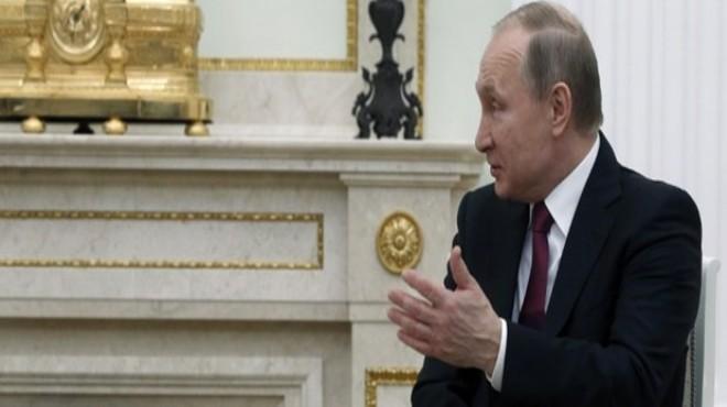 Putin: ABD'nin Şam'ın güneyini vuracağına...
