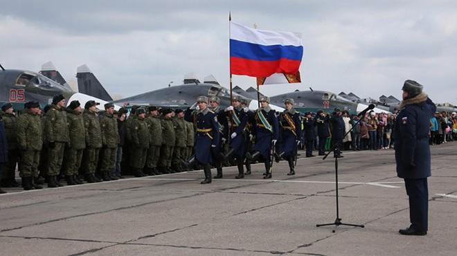 Putin'den karar... Suriye'den çekiliyorlar!