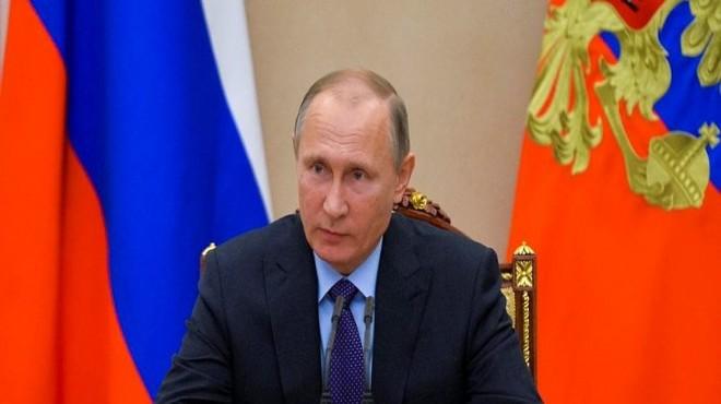 Putin: Saldırının Türkiye ile alakası yok!