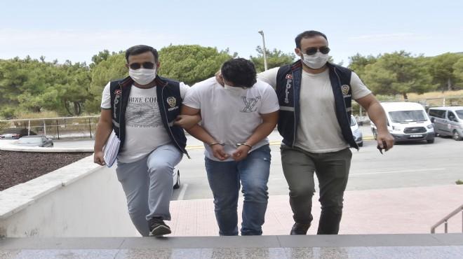 Rus turistleri gasp eden şahıs yakalandı