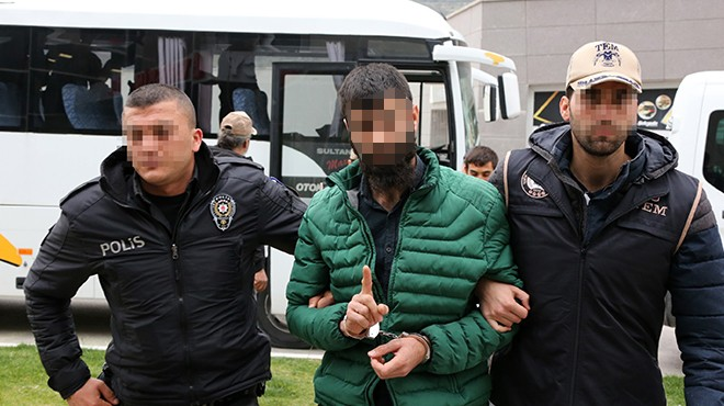 Salihli'de DEAŞ operasyonu: Çok sayıda gözaltı!