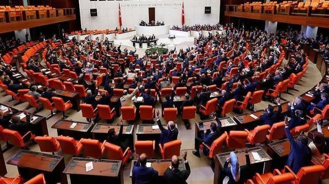 Seçim ittifakı teklifi Meclis'ten geçti!