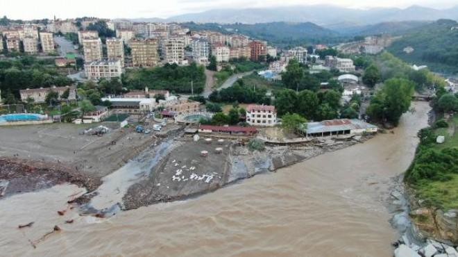Sel felaketi: 4'ü çocuk 6 kayıp!