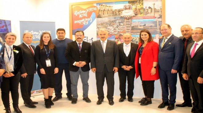 Selçuk Belediyesi, Travel Turkey'deki yerini aldı
