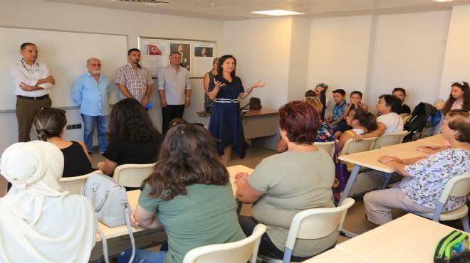 Selçuk'ta Kültür ve Sanat Evi'ne yoğun ilgi