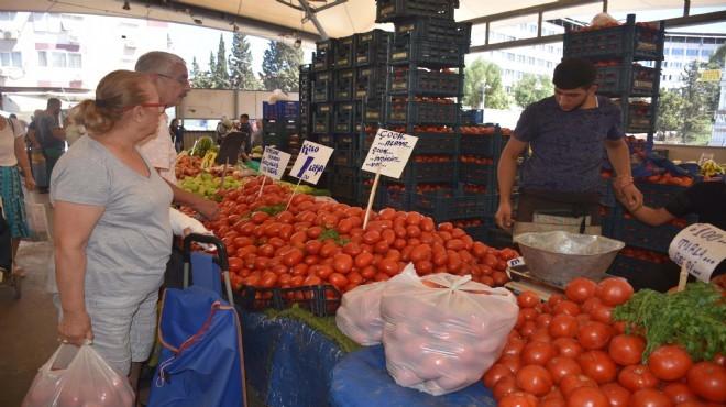 Semt pazarlarında 'kış hazırlığı' hareketliliği