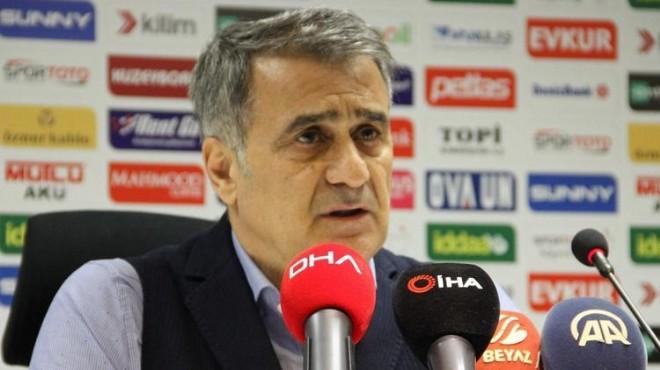 Güneş iddialara yanıt verdi: Beşiktaş'tan ayrılacak mı?