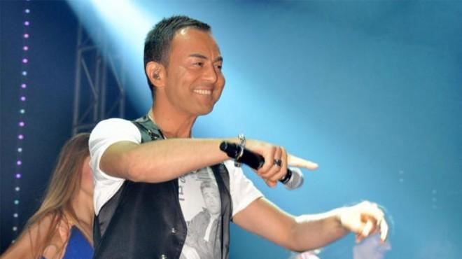 Serdar Ortaç, İzmir'de konser verecek