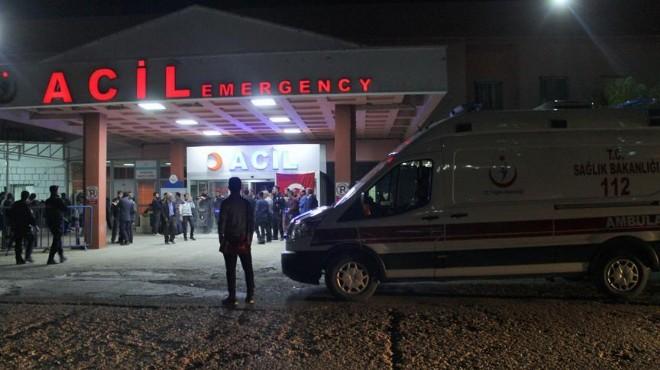 Şırnak'tan acı haber: 1 şehit, 2 yaralı!