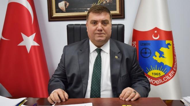Şoförler Odası'nın Başkanvekili Özkan AK Parti yönetiminde!