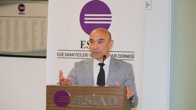 Soyer: Brüksel'de İzmir Ofisi açacağız