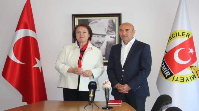 Soyer: İzmir'de alternatif ulusal medya yaratabiliriz