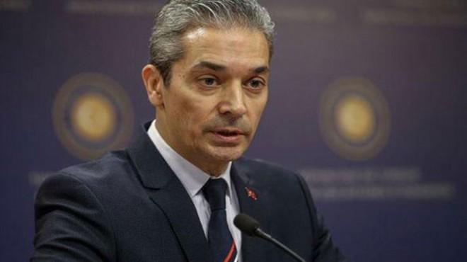 Sözcü Aksoy'dan 'Yavuz' açıklaması