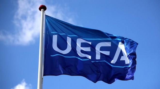 Süper Lig'den 5 kulübe UEFA lisans vermedi!