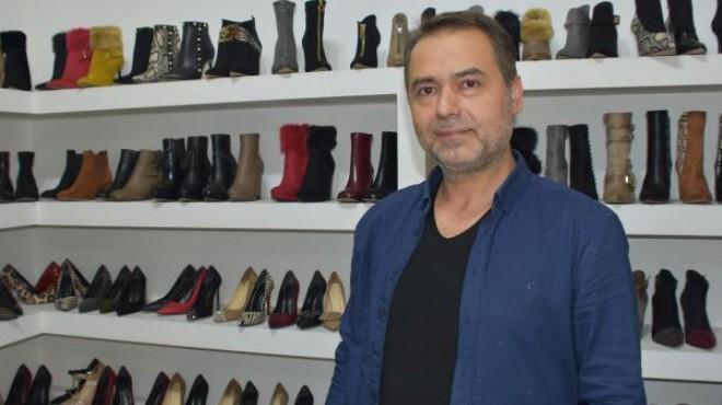 Suriye'den kaçtı, İzmir'de patron oldu!