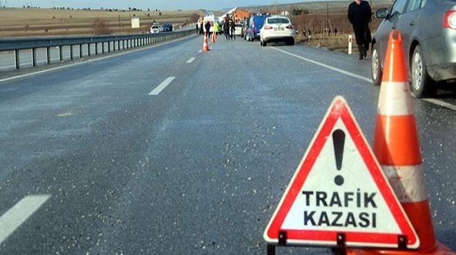 Suriyeli çocuk iki gün yaşam mücadelesi verdi: İzmir'de feci kaza!