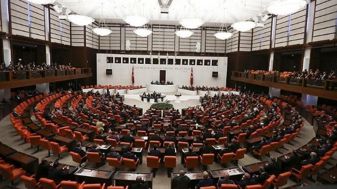 Tartışmalara neden olan tasarı Meclis'ten geçti!