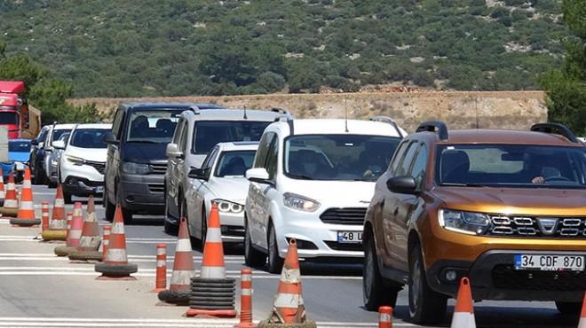 Tatilciler akın akın Bodrum'a gidiyor!