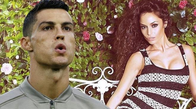 Tecavüz iddialarına Ronaldo'nun eski sevgilisinden yanıt!