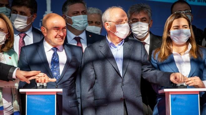 Temelini CHP Lideri Kılıçdaroğlu atmıştı.... İzmir Valiliği'nden '7/24' vetosu!