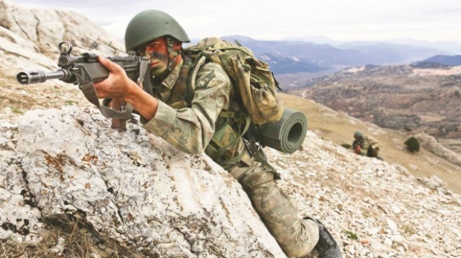 Tendürek Dağı'nda 4 terörist etkisiz hale getirildi